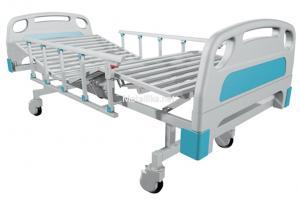 Кровать медицинская КМ-07 металлическая недорого купить