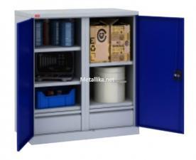 Шкаф из металла инструментальный ИП-2-0.5/2 в спб