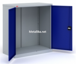 металлический шкаф инструментальный производства Пакс двухсекционный ИП-2-0.5 купить в спб дешево