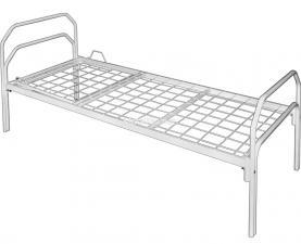 Кровать медицинская М192-01 металлическая купить