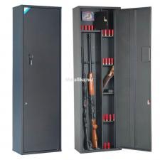 Шкаф оружейный ОШН-8 черный купить недорого в спб со скидкой