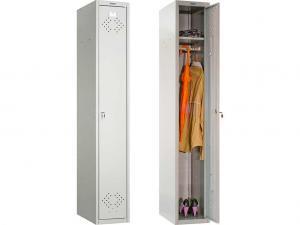 Шкаф гардеробный металлический для одежды  LS-01 / LS-01-40 дешево
