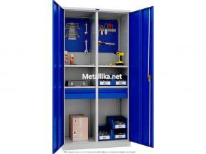 Металлический Шкаф инструментальный ТС 1995-120402 купить со скидками