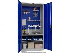 Шкаф инструментальный металлический TC-1995-042000 со скидками в спб