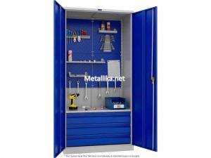 Металлический Шкаф инструментальный TC-1995-041030  в спб