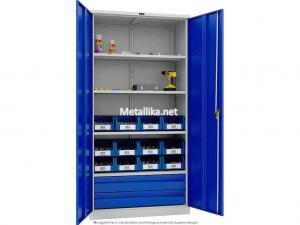 Шкаф инструментальный TC-1995-004020 из металла купить в спб