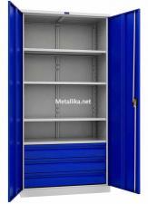 Металлический Шкаф инструментальный TC-1995-004030 со скидками купить в спб