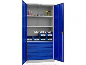 Металлический Шкаф инструментальный TC-1995-003040 недорого купи ть в спб со скидками