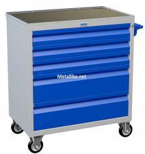 Тележка металлическая инструментальная WDS-5 подкатная купить недорого в спб
