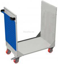 Тележка металлическая инструментальная WDS HARD квупить недорого в спб со скидкой