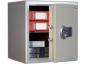 Сейф для денег и документов взломостойкий  VALBERG КАРАТ-46 EL  по низкой цене в СПб
