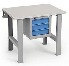 металлический верстак слесарный ВЛ-100-02 купить недорого