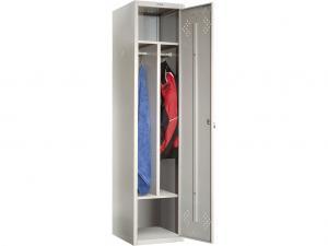 Шкаф металлический гардеробный для одежды LS-11-40D дешево