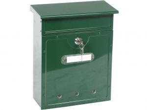 Металлический Почтовый ящик LT-01 GREEN купить недорого со скидками в спб