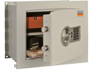 Встраиваемый в стену сейф VALBERG AW-1 3329 EL купить по низкой цене в СПб, скидки, акции , дешево, недорого