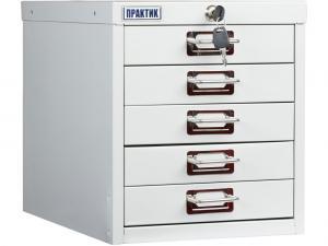 Шкаф металлический многоящичный ПРАКТИК  MDC-A4/315/5 недорого в СПб