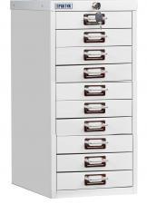 Шкаф металлический  ПРАКТИК  MDC-A4/650/10 недорого в СПб