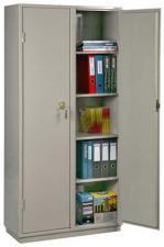 Шкаф металлический офисный бухгалтерский КБ - 10 / КБС - 10 дешево