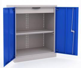Шкаф инструментальный ERGO 181/2 №7 металлический купить со скидкой в санкт-петербурге