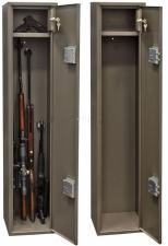 Оружейный  металлический сейф шкаф Д-8 купить по низкой цене в СПб, скидки, акции , дешево, недорого