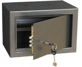 Пистолетный  металлический сейф шкаф БП-2 купить по низкой цене в СПб, скидки, акции , дешево, недорого