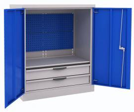 Металлический Шкаф инструментальный ERGO 181/2 №1 купить в спб