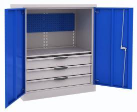 Шкаф инструментальный ERGO 181/2 №3 недорого в спб со скидкой.