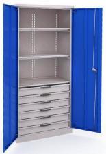 Шкаф инструментальный ERGO 181 №6 из металла купить