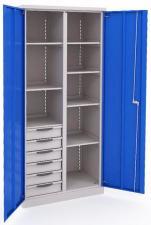 Металлический Шкаф инструментальный ERGO 181 №11 со скидками в спб