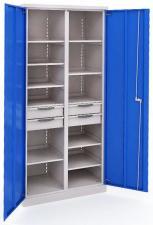 Металлический Шкаф инструментальный ERGO 181 №12 в санкт-петербурге со скидками