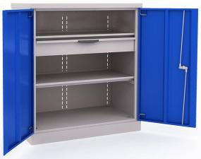 Шкаф инструментальный ERGO 181/2 №6 металлический купить