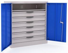 Металлический Шкаф инструментальный ERGO 181/2 №8 купить недорого