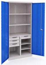 Металлический Шкаф инструментальный ERGO 251 №3 купить недорого
