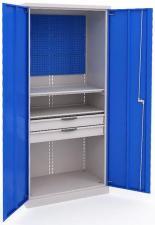 Металлический Шкаф инструментальный ERGO 251 №2 купить в спб