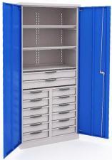 Металлический Шкаф инструментальный ERGO 251 №4 купить дешево