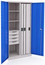 Металлический Шкаф инструментальный ERGO 251 №6 купить со скидкой в СПб