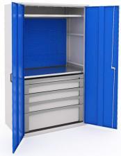 Шкаф металлический для инструментов MODUL 2000 №7 недорого скидки в спб