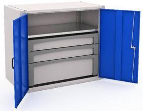 Шкаф инструментальный металлический MODUL 1000 №7 купить в спб дешево