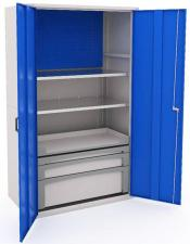 Шкаф металлический для инструментов MODUL 2000 №5 купить в спб недорого скидка