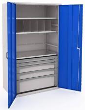 Шкаф металлический для инструментов MODUL 2000 №6 купить в спб со скидкой