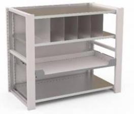 Система хранения металлическая MODUL 1х1000 №4 купить со скидками в спб