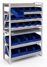 Система хранения BOXES №1-8 металлическая купить дешево в спб