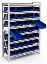 Система хранения металлическая  BOXES №1-1