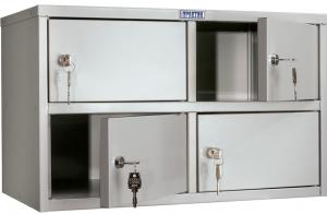 Металлический Шкаф кассира  AMB-30/4 дешево в СПб
