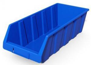 Ящик пластиковый серии А 500х230х150 складской купить недорого со скидкой