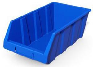 Ящик пластиковый серии А 400х230х150 для склада купить недорого