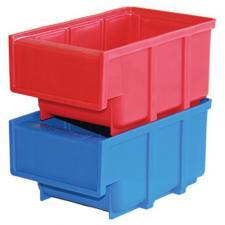 Ящик пластиковый серии B 170х105х80 для склада купить недорого