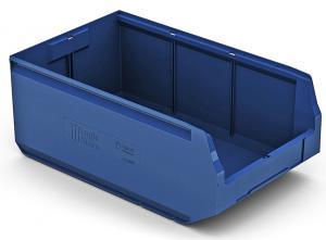 Складской лоток Logic Store 12.406 500х300х200 пластиковый 23 литра