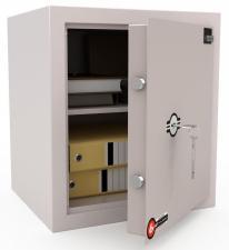 Сейф для дома , для офиса  LS-015 R (серый) недорого