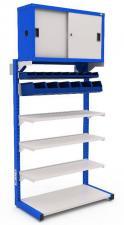 Система хранения SORTEX 1495 №1-5 металлическая (односторонняя) купить недорого с о скидками в спб